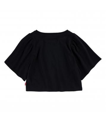 Tshirt noir manches...
