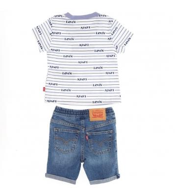 Ensemble Tshirt + Short...