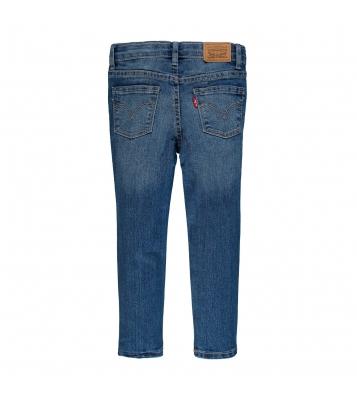 Jean 710 Super Skinny bleu