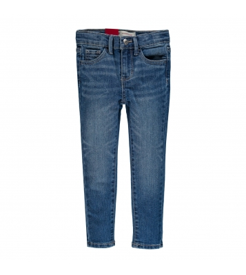 Jean 710 Super Skinny bleu...