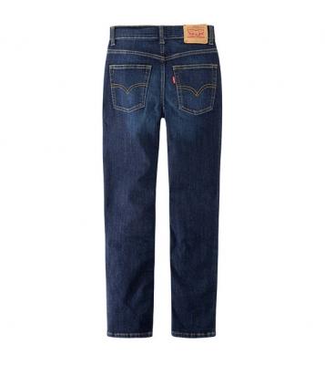 Jean 512 Slim Taper bleu foncé