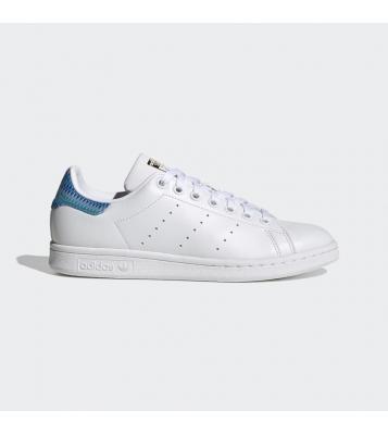 Basket Stan Smith blanche/bleu