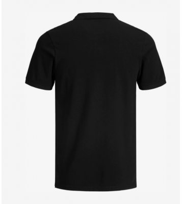 Polo noir basique