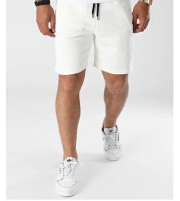 Short Brooklyn blanc
