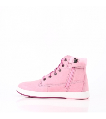 Chaussures David Square rose