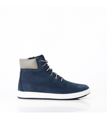 Chaussures David Square bleu