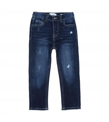 Jeans bleu brut bébé