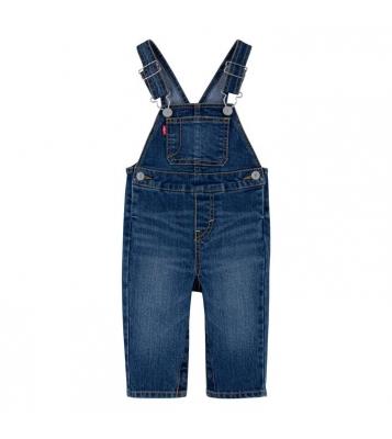 Salopette en jeans bébé
