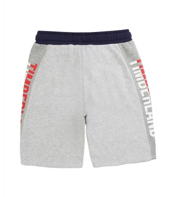 Bermuda Short Gris Chiné
