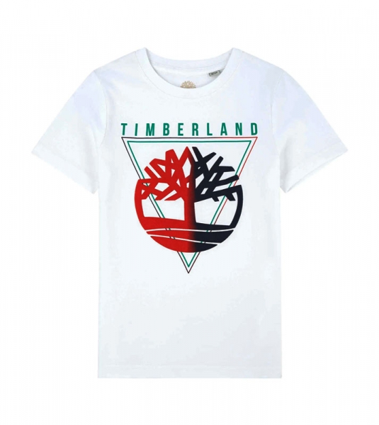 T-shirt illustré en coton bio