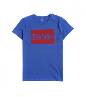 17369-0407 t SHIRT LEViS bleu