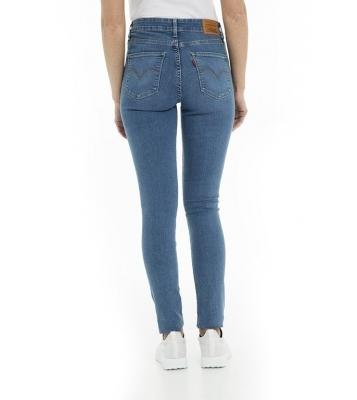 Jean High Rise Skinny 721...