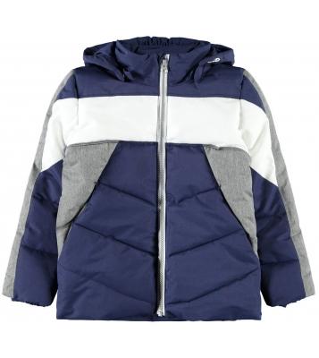 Manteau 3 couleurs avec...