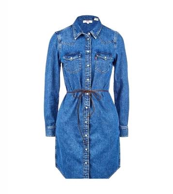 Robe en jean 59484-0000