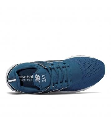Basket 247 bleu
