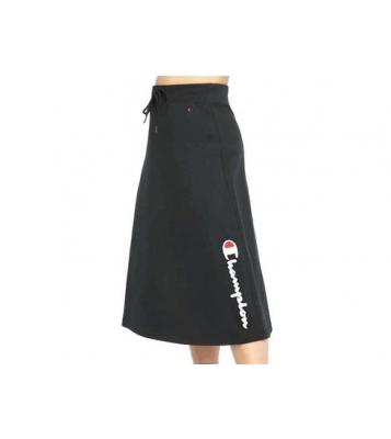 Jupe 3/4 longue Skirt noir...