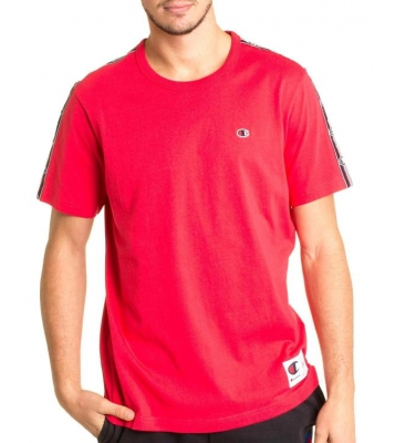 212276 RS032 ROX T SHIRT ROUGE