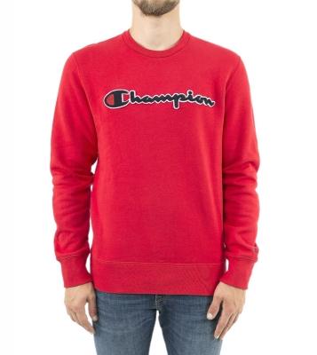 Sweatshirt Crewneck Red 213511