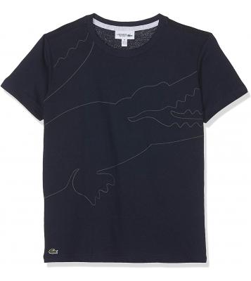 Tshirt marine Sport maxi croco