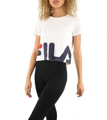684490 Women Early Cropped Tee
