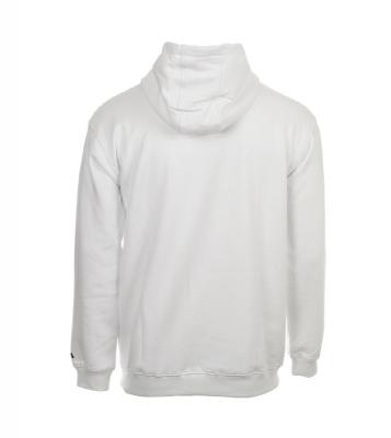 Pull Capuche Blanc