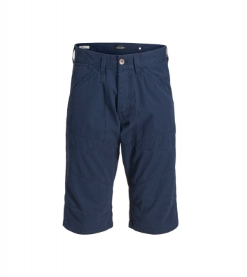 Short long bleu marine