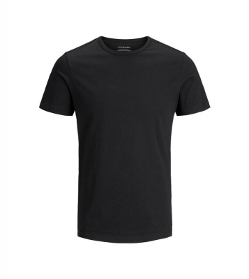 Lot de 2 t shirt col rond noir