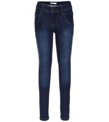 Jeans slim fit bleu foncé