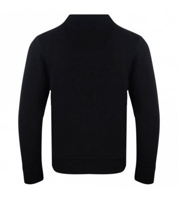 Veste de jogging noir à zip
