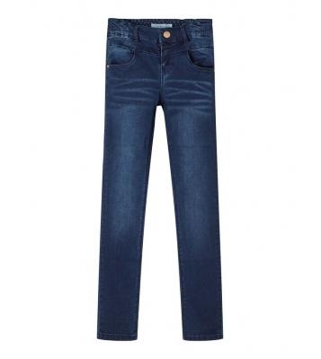 Jeans skinny fit bleu foncé