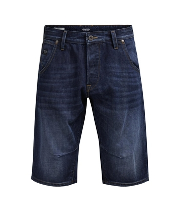 12120430 short j&j blue denim