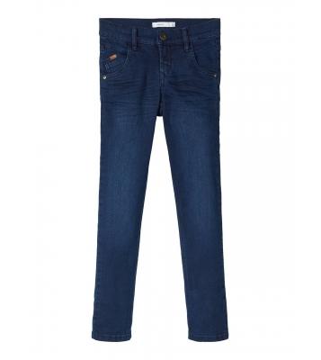 Jeans coupe x-slim bleu foncé