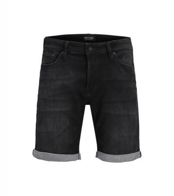 short black denim
