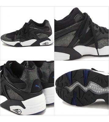 Basket Blaze Trinomic noir