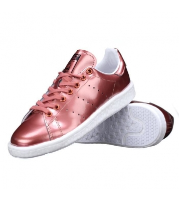 BB0107 STAN SMITH BOOST CUIVRE