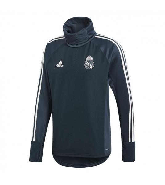 Pull training Real Madrid bleu