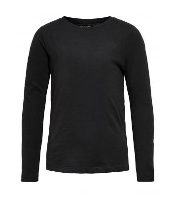 Tshirt basique noir manches...