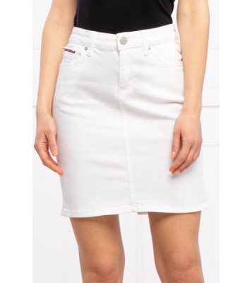 DW0DW08141 CLASSIC DENIM SKIRT