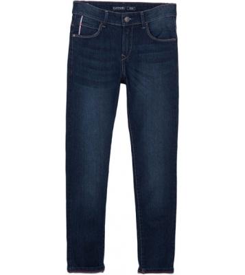 Jeans bleu foncé skinny fit...