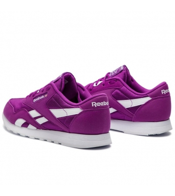Basket CL Nylon violette