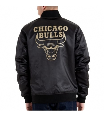 Bomber à zip Chicago Bull...
