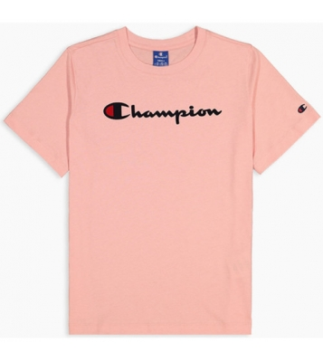 Tshirt basique rose