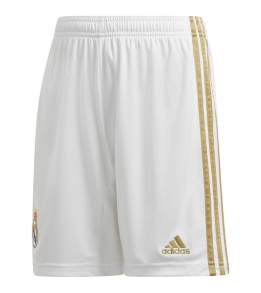 Short Real Madrid blanc