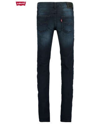 Jean 510 Skinny bleu foncé