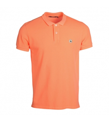 Polo Malo orange fluo