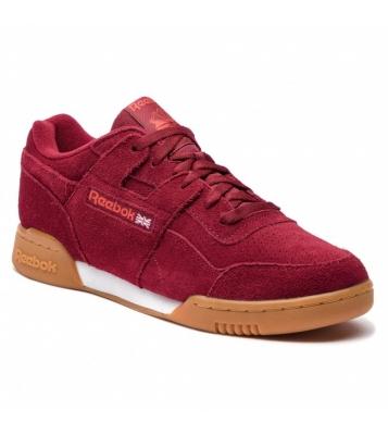 Basket Workout Plus rouge