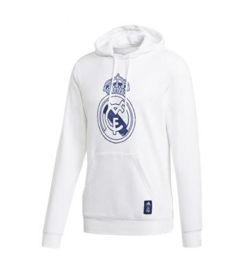 Sweat Real Madrid Blanc