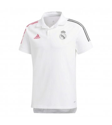 Polo Real Madrid Blanc 20/21