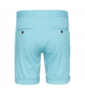 Short Chino Essential Bleu