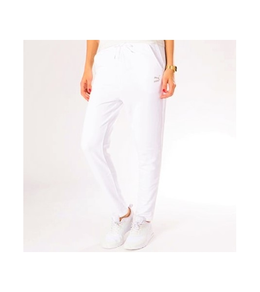 Pantalon de jogging T7 blanc